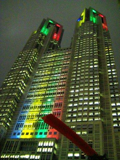 Tokyo_Metropライトアップolitan_Goverment_Building_Olympics_Illumination.jpg